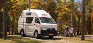 Apollo Endeavour Campervan Australia