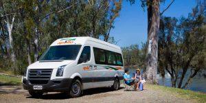Apollo Euro Tourer campervan Australia