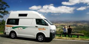 Apollo Hi Top Campervan Australia