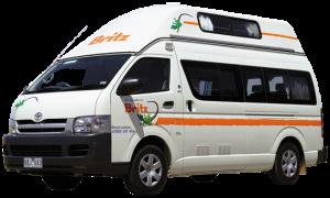 Campervan & Motorhome Rentals in Australia | eCampervan Hire