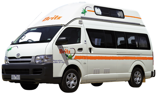 Comet campers review - campervan hire australia